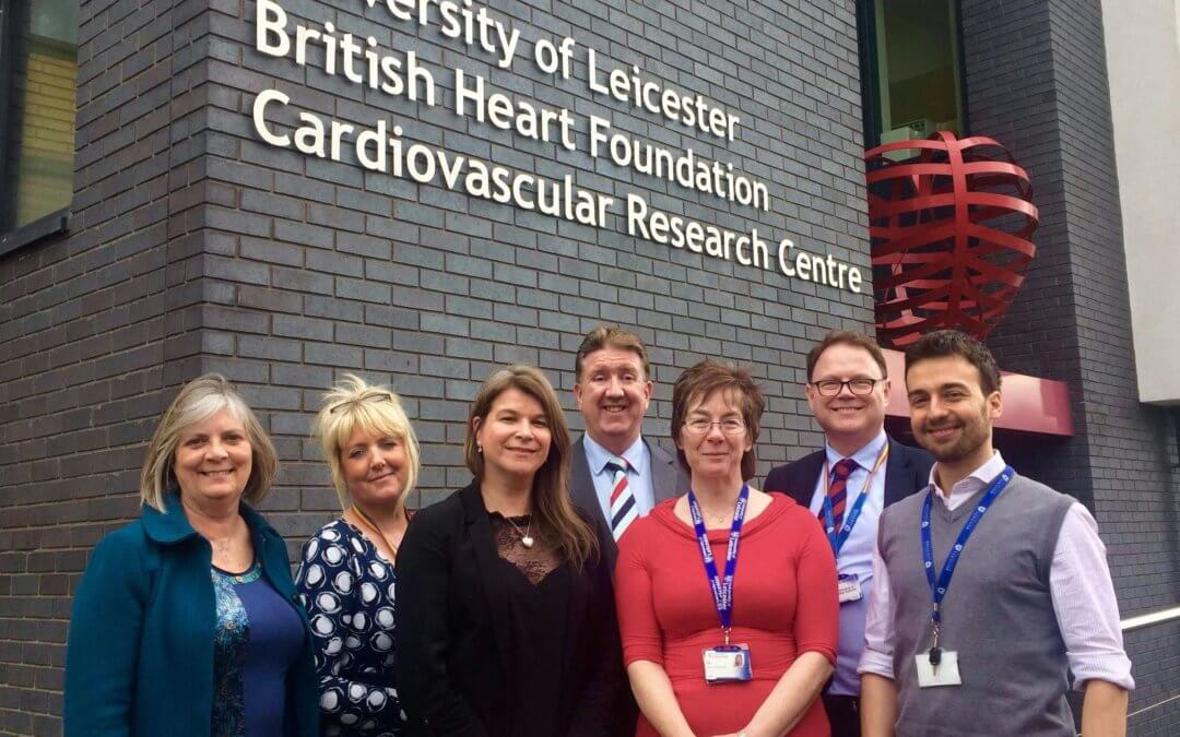 BHF Cardiovascular Research Centre to host Aortic Dissection Awareness Day UK 2019