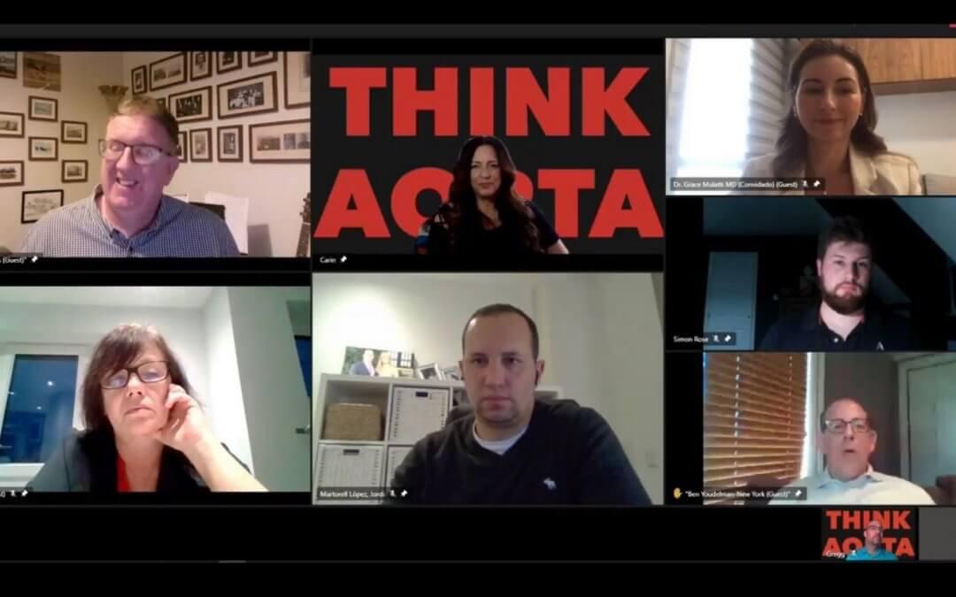 Global THINK AORTA Meetup
